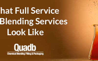 What Full Service Toll Blending Services Look Like